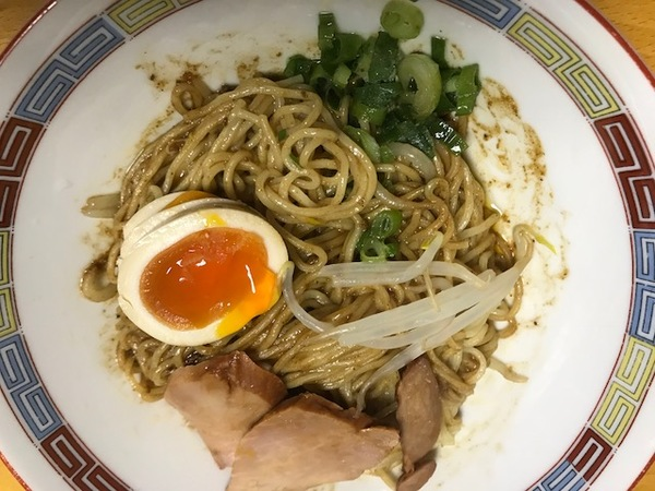 阿藻珍味担担麺