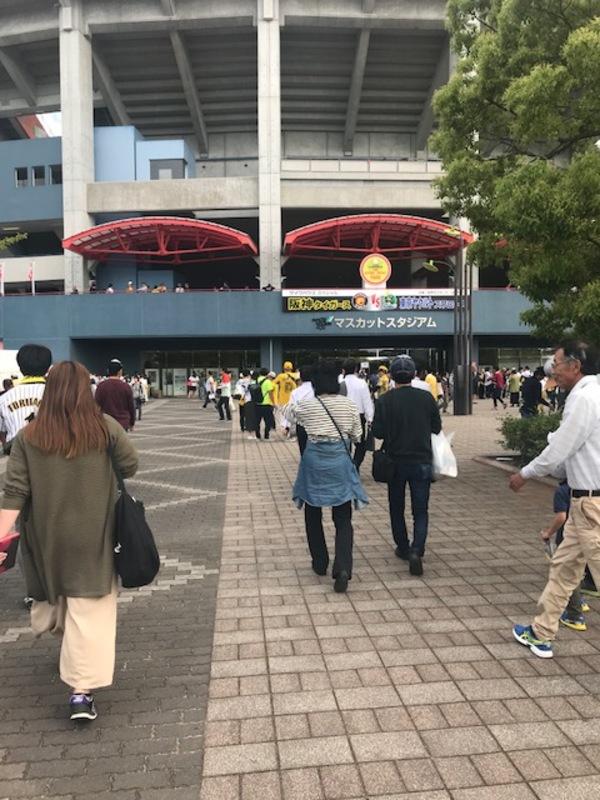 5月22日(火)倉敷マスカットスタジアム