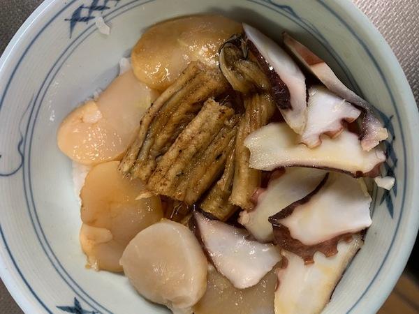 倉敷下津井海鮮丼