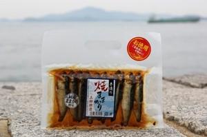 焼ままかり(三杯酢)